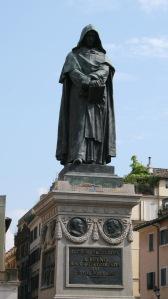 Campo Dei Fiori, Piazza Navona.  Roma, Italia.